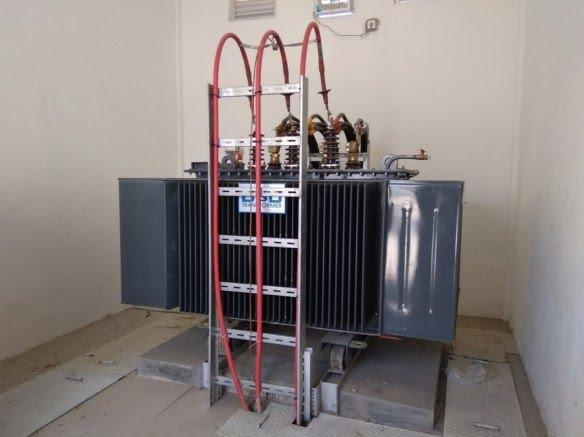Trafo Step-Down 2000 kVA